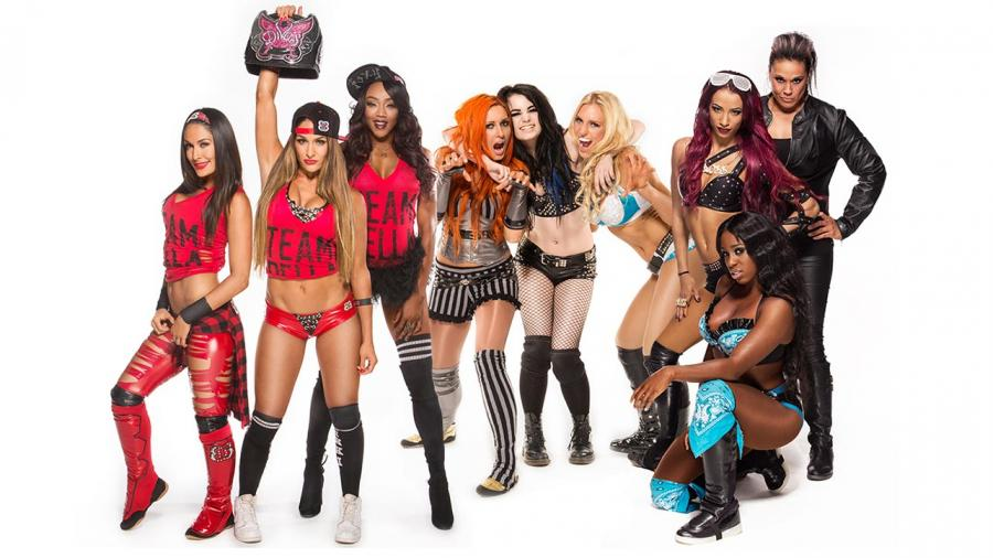 WWE Divas Salaries