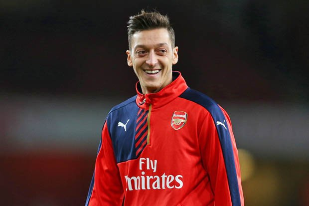 Mesut Ozil Net Worth